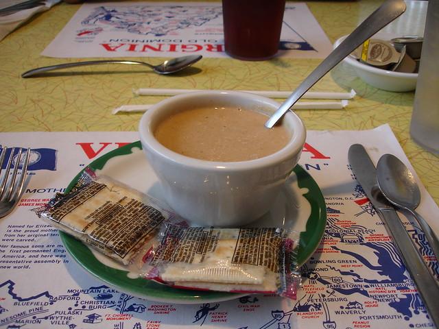 Peanut Soup From Southern Kitchen New Market Va Southern Flickr