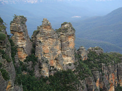 Three Sisters (Blue Mountains, Australia) | by Patrick Houlihan