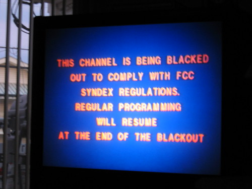 FCC Blackout | by dougward