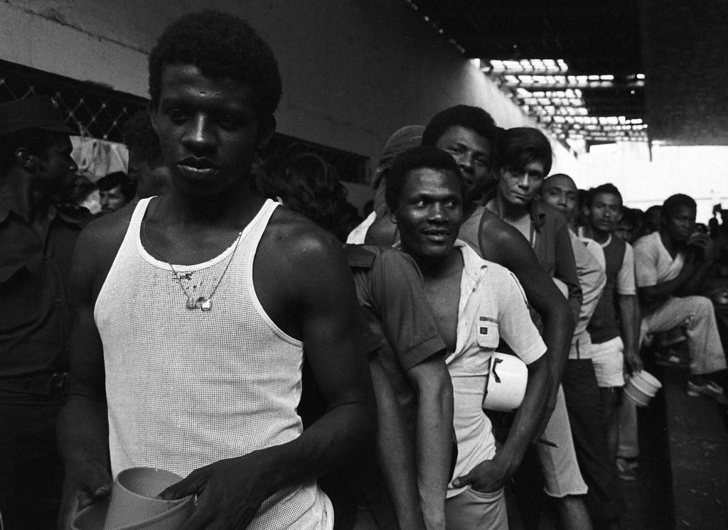 Prisoners, Bogota, Colombia 80. | by Marcelo  Montecino
