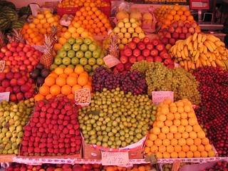 fruit stand | by heydrienne