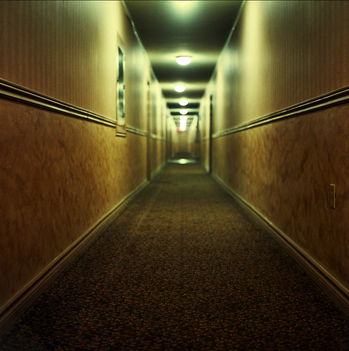 Apartment Hallway As Posted On Photojunkie Ca Www