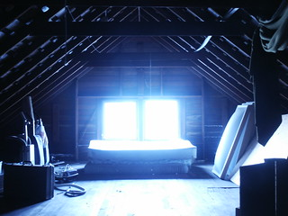 a light in the attic | by kevtori