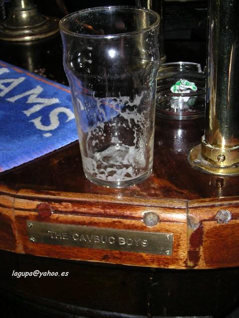 ale. cervesa anglesa