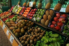 tropical fruit world | by mralan