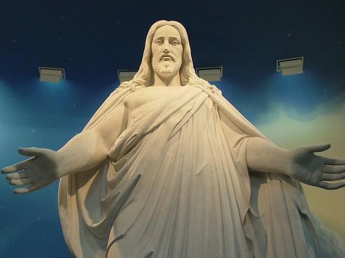 Jesus Christ Christus Statue For More Information
