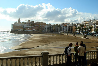 Sitges beaches | by David Domingo