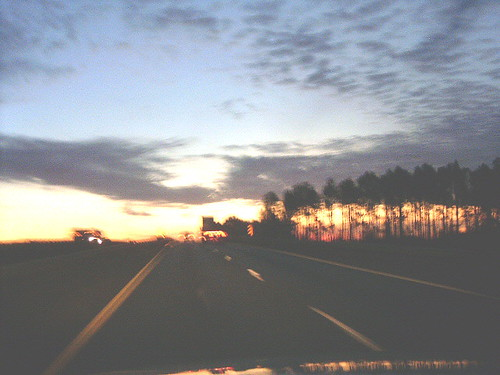 Louisiana Sunrise on the Freeway | by Jana's Beats Per Minute