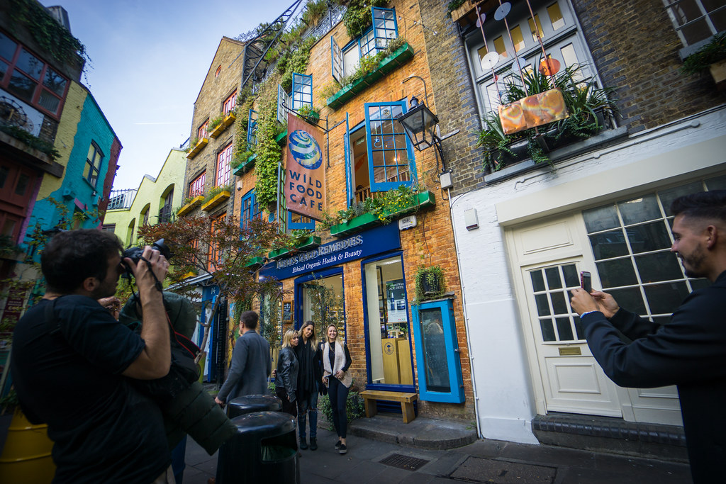 Day 2: Neal's Yard
