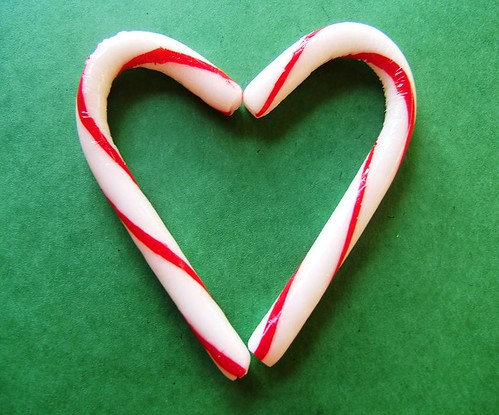 Christmas heart the symbolism used in candy cane is