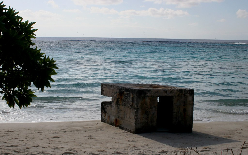 Ready Made Concrete : Pillbox a ready made concrete bunker called quot