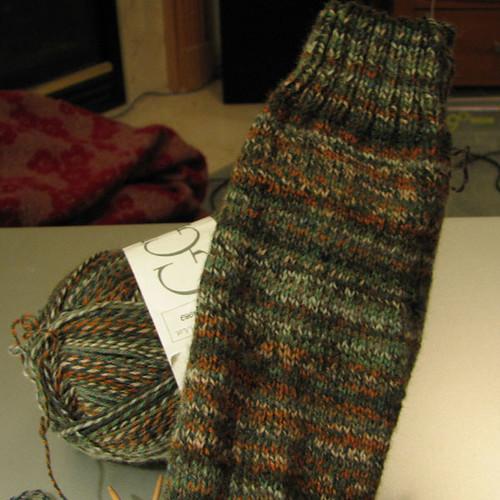 Knitting Vintage Socks Nancy Bush : Kris s plain winter socks pattern from knitting vintage