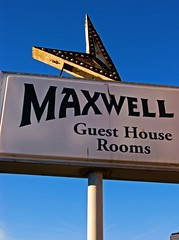 The Last Days of the Maxwell Guest House | by Olivander
