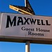 The Last Days of the Maxwell Guest House