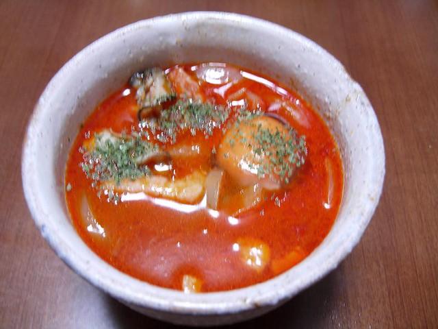 Sopa de Ajo | Sopa means a soup. Ajo means a garlic. de mean ...