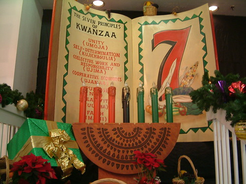 The Seven Principles of Kwanzaa | by soulchristmas