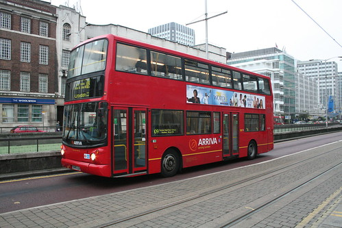 DLA40 on Wellesley Road Croydon
