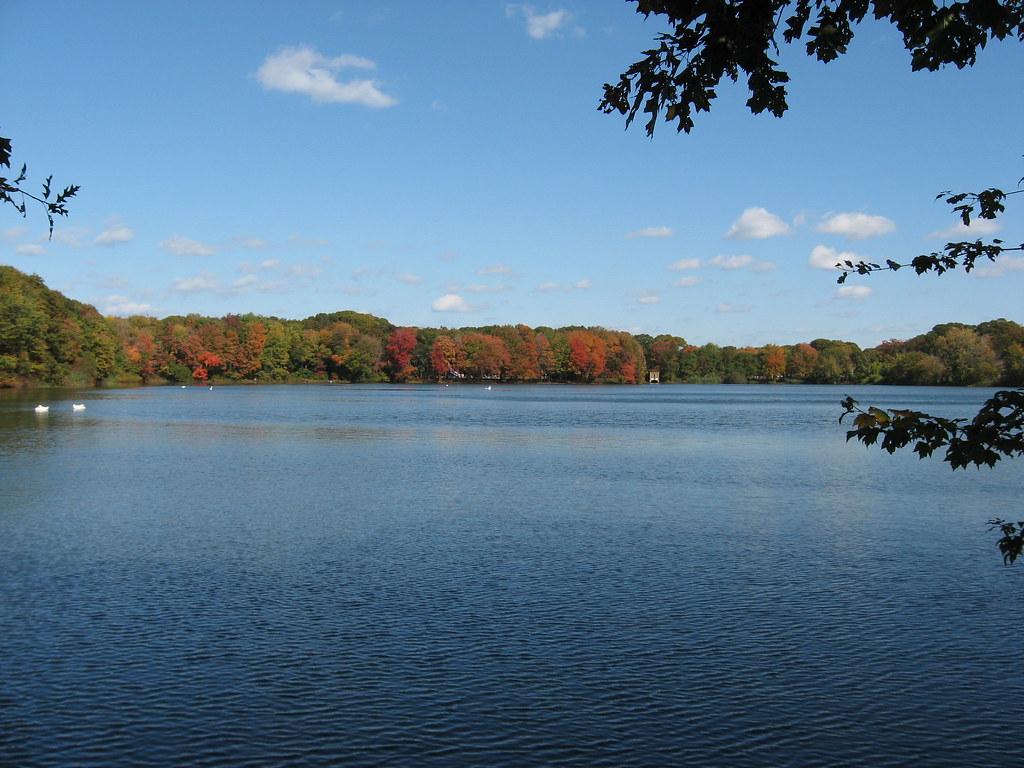 South pond fall 39 06 hempstead lake park hempstead for Freshwater fishing long island