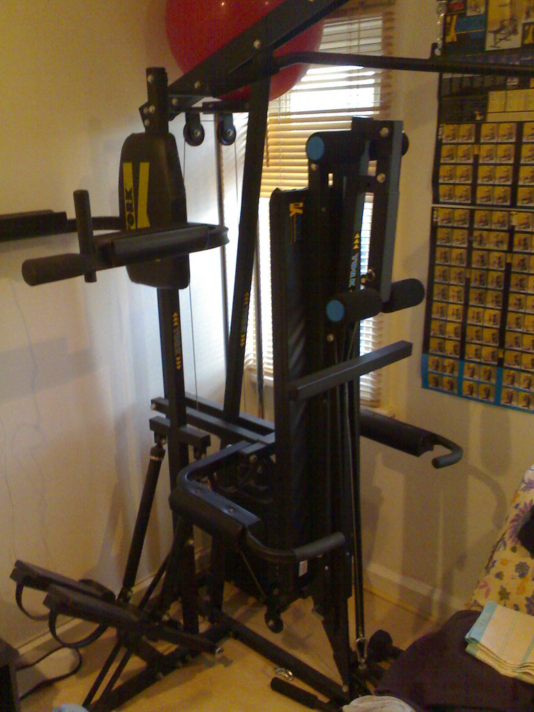 My york multigym now going on ebay as i need the space