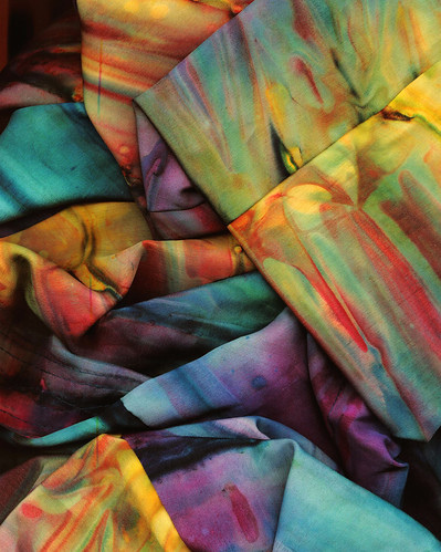 Crumpled Rainbow | by Dancing Fish