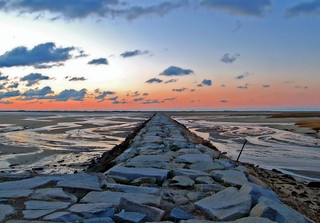 Twilight on Tidal Flats | by Cape Cod Cyclist