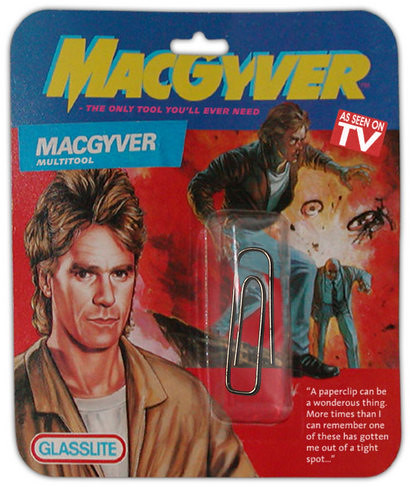 MacGyver's Multitool | by Charles Williams