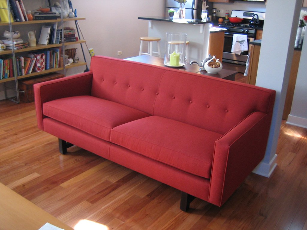 i hereby name you clifford the big red couch emyduck flickr. Black Bedroom Furniture Sets. Home Design Ideas