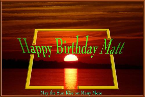 Happy Birthday Sign For Cake