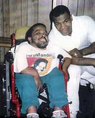 DJ and Iron Mike Tyson | by DJ Riley