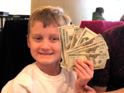Max Got the Cash | by Kevin Lawver