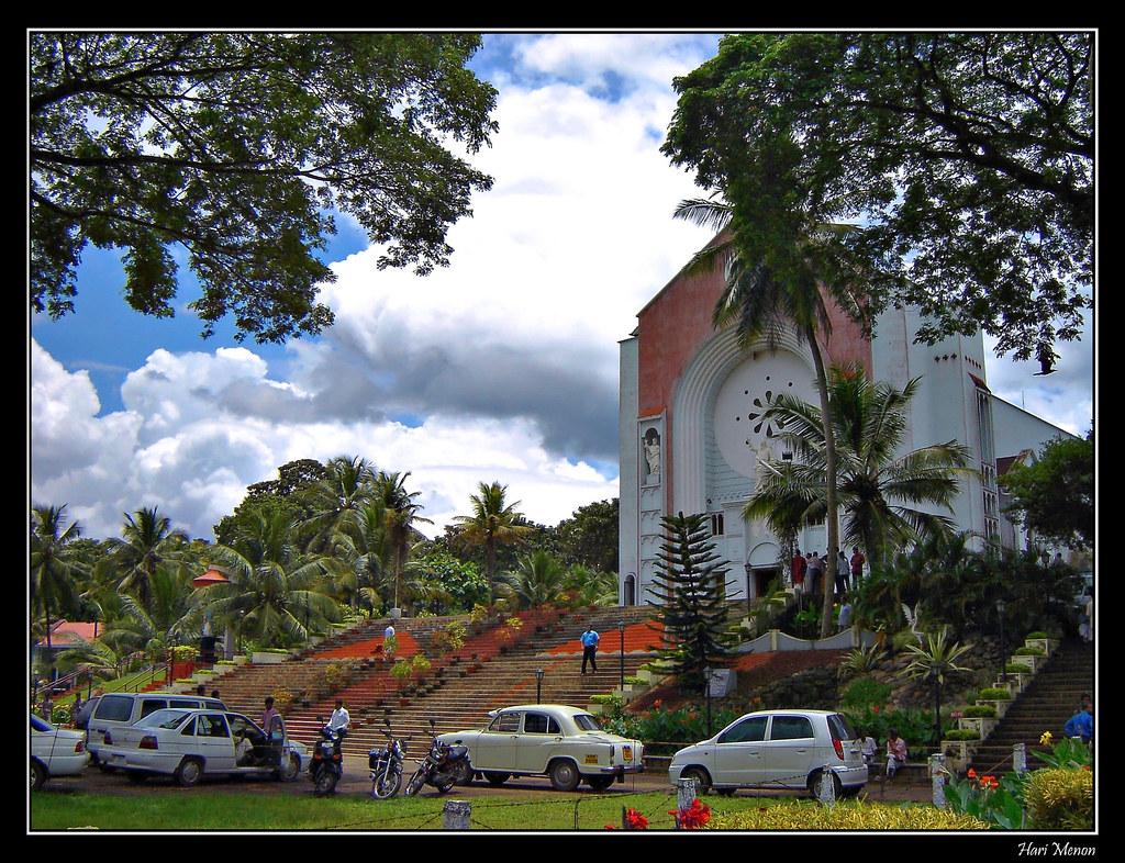 St Thomas Cathedral, Pala | Pala/Palai is in Kerala, one ...