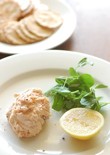 salmon mousse | by jules:stonesoup