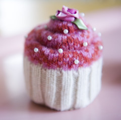 petit four pin cushion | by paper pony