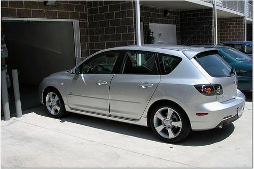 Mazda 3 5door >> 2006 Mazda 3 S | Our 2006 Mazda 3 S 5-door. | Mr.TinDC | Flickr