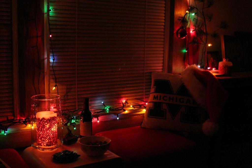 Colored Lights Room Decor