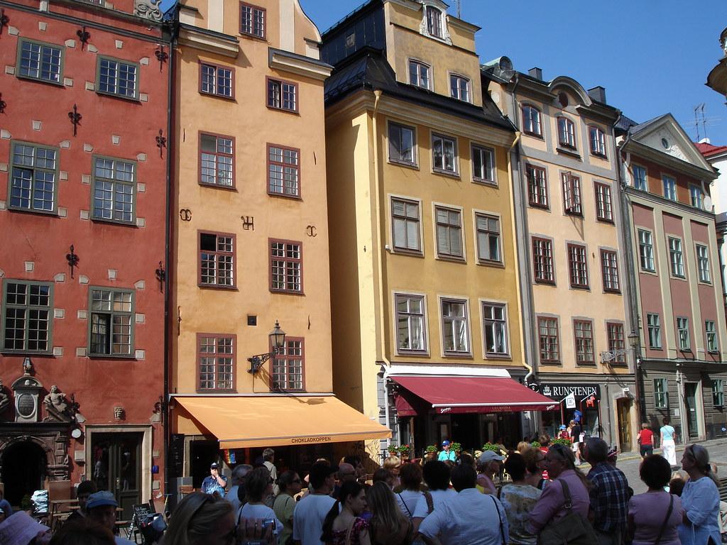 Image result for Gamla Stan stockholm