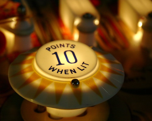 10 Points When Lit | by David Gallagher