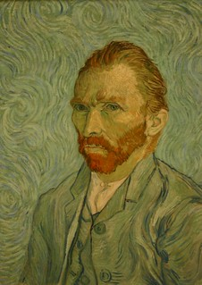 Musée d'Orsay (Van Gogh - Self-Portrait, Circa) 11-Jun-2006 | by aberdidi