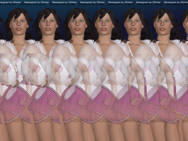 That would Stereogram two images nude are mistaken