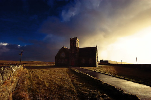 Heylipol Church, Tiree | by atomicjeep