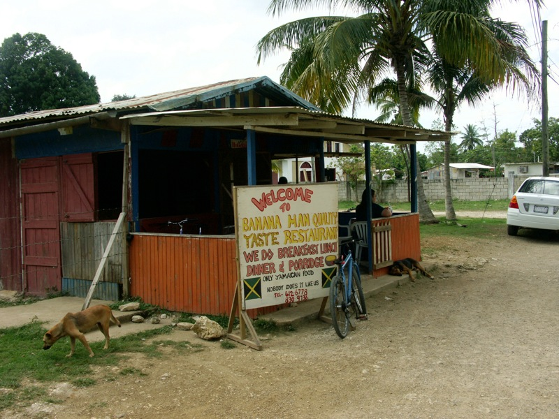 restaurants in jamaica, jamaican food