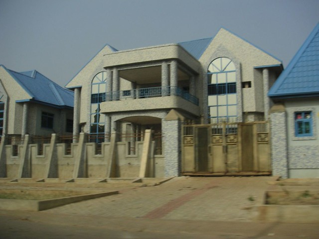 Modern house in abuja nigeria abuja is an up and coming for Modern nigerian house designs