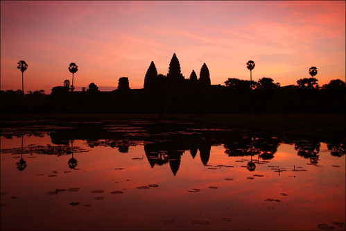 Before the Dawn: Angkor Wat | by mboogiedown