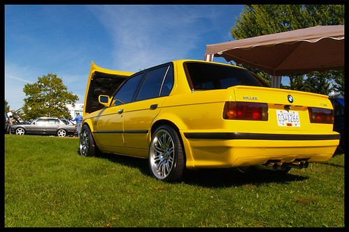 Miller Turbo E30 Bmw Car Club Of Bc Heritage And
