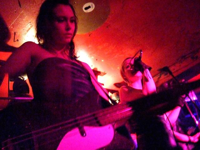 Concert dans un bar à Soho, Londres - Photo de speedwaystar