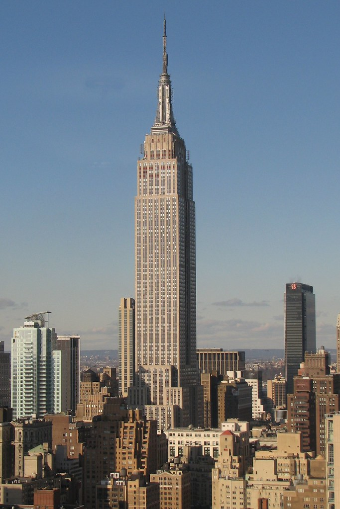 Empire State Building,...