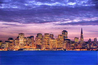 San Francisco - Treasure island view | by canbalci