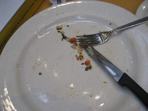 Clean Plate Kitchen Oldham Menu