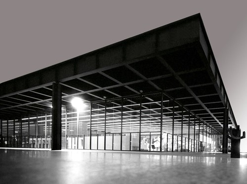 New National Gallery / Neue Nationalgalerie (Berlin) | by manuela.martin
