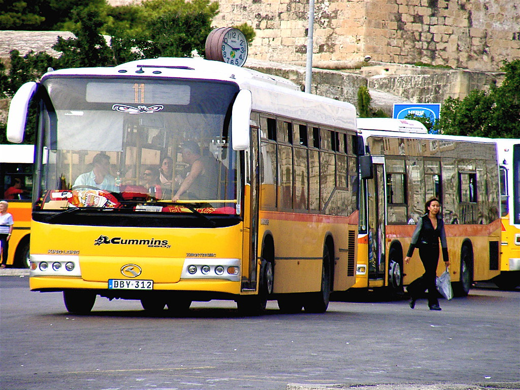 Malta Bus Xxx  See Where This Picture Was Taken  Map -3524